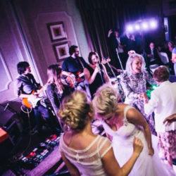 Partyband für Hochzeit
