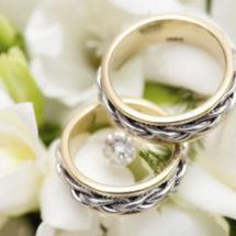 Trauung-Hochzeit-Zeremonie