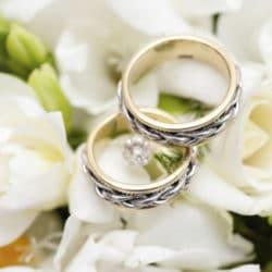Trauung Hochzeitszeremonie